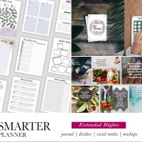 Eat Smarter Planner + Extended Rights