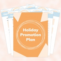 Holiday Promotion Planner