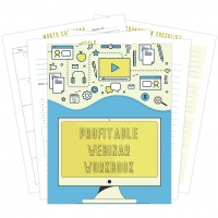 Profitable Webinar Workbook