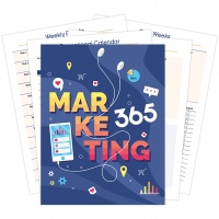 365 Marketing Planner