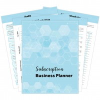 Subscription Business Planner